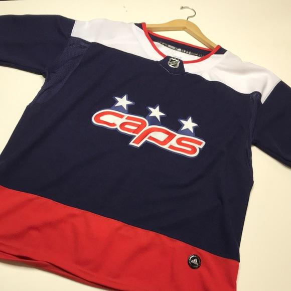best website 94f98 7e861 Washington Capitals Tom Wilson 43 Jersey NWT
